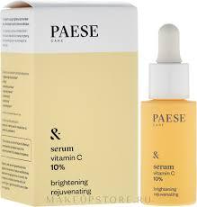 <b>Paese</b> Vitamin C Brightening Rejuvenating Serum - <b>Сыворотка для</b> ...