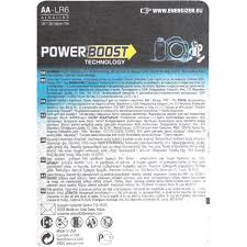<b>Батарейка</b> алкалиновая <b>Energizer Maximum AA</b>/LR6, 2 шт. в ...