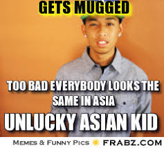unlucky asian kid Meme Generator - Captionator Caption Generator ... via Relatably.com