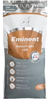 Сухой корм <b>EMINENT SENIOR/LIGHT 19/8 диетический</b> для ...