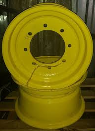 Купить <b>колесные диски</b> 9-<b>18</b> для экскаватора-погрузчика John ...