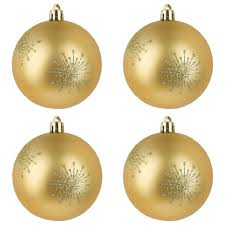 Отзывы на Ёлочный <b>шарик Monte</b> Christmas, диаметр 8 см, 4 шт ...