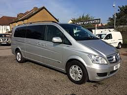 Image result for silver 2013 mercedes viano