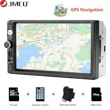 "JMCQ <b>7</b>"" <b>1080P Car</b> Radio DVD MP5 player <b>HD</b> Touch screen ..."
