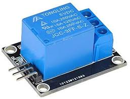 Lysignal <b>1 Channel 5V</b> Relay Module Relay Board with Indicator ...