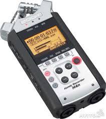 Микрофон-диктофон <b>Zoom H4n</b>, новый, в упаковке купить в Санкт ...