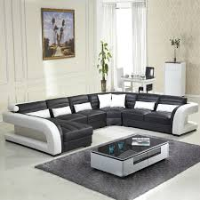2016 new style modern sofa hot sales genuine leather sofa living room furniture wholesale and section china living room furniture