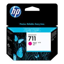 <b>Картридж HP CZ131A</b> № 711, пурпурный — купить в интернет ...