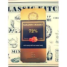 <b>Шоколад Golden Dessert Горький</b> 72% какао-продуктов с ...