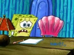 spongebob squarepants   procrastination  deleted scene    youtubespongebob squarepants   procrastination  deleted scene