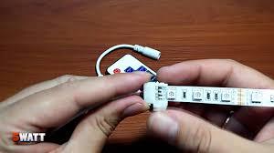 Подключение <b>контроллера</b> 6A-RF-10 кнопок - YouTube