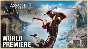 <b>Assassin's Creed Odyssey</b>: E3 2018 Official World Premiere Trailer ...