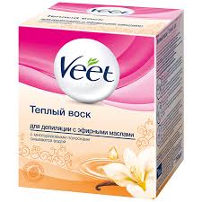 <b>Теплый воск</b> Veet универсал. для нормальной кожи, 250 г ...