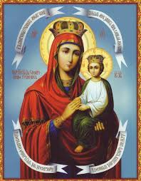 Чудотворная <b>икона</b> Божией Матери «<b>СПОРУЧНИЦА</b> ГРЕШНЫХ