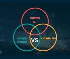 <b>Cowin</b> E7 vs <b>Cowin</b> E7 Pro vs E8 Comparison And Reviews