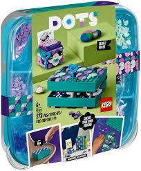 <b>Конструктор LEGO DOTS</b> 41925 Набор для хранения секретов ...