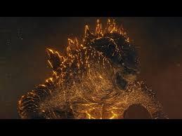 Nuclear Godzilla vs <b>King</b> Ghidorah   Godzilla: <b>King of the</b> Monsters ...