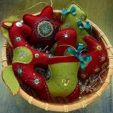 Набор <b>ёлочных украшений</b> `<b>Новогодняя сказка</b>`. Набор ёлочных ...