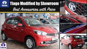 Tata Tiago Best <b>Accessories</b> with Price | Tiago <b>Modified</b> Interior and ...
