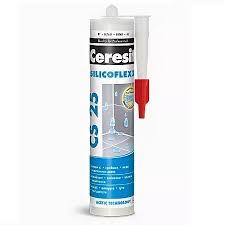 Затирка-<b>герметик силиконовый Ceresit CS</b> 25 / Церезит CS 25 ...