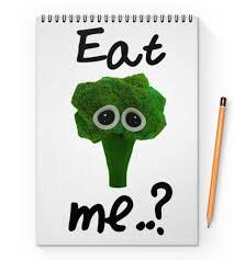 Блокнот на пружине А4 Eat me..? #2514296 от FireFoxa - <b>Printio</b>