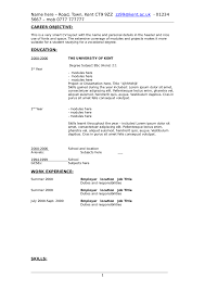 resume objective examples how to write a resume objective resume objective examples for students 01