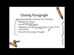 closing paragraph for literary analysis essay   youtubeclosing paragraph for literary analysis essay