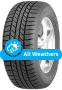 <b>Goodyear Wrangler HP</b> AllWeather Tyres at Blackcircles.com