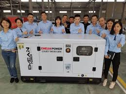 <b>China</b> Yuchai <b>50kw/62.5kVA Diesel Generator</b> Set with Whole Sale ...