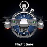 Chlggzw <b>Four</b>-<b>Axis RC Drone</b>, 4K HD <b>Aerial</b> Camera 5G WIFI FPV ...