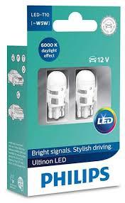 <b>Лампа</b> автомобильная светодиодная <b>Philips Ultinon LED</b> ...