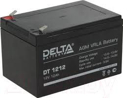 DELTA DT 1212 <b>Батарея</b> для ИБП купить в Минске