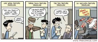 PHD Comics  Needs work
