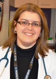 Dr. Caroline Kramer, an endocrinologist at Mount Sinai Hospital in Toronto, is shown in a handout photo. In an analysis of data pooled from several previous ... - 1386125706_CPT118147925_low