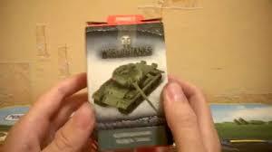 World Of <b>Tanks</b> Коллекционная <b>модель</b> танка - YouTube