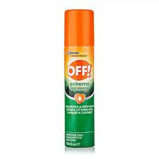 Аэрозоль <b>OFF</b> от <b>комаров</b> Экстрим, 100мл - купить в интернет ...