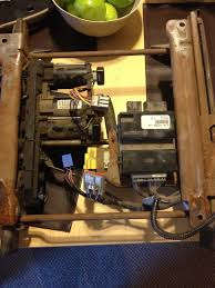 eddie bauer power seat wiring help forums wiring schematics from ford if possible here is a pic can anyone help me out im assuming im sol and need to a power unit minus this feature