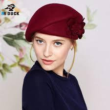 Купить Оптом Wholesale Top Quality Womens Wool Berets Caps ...