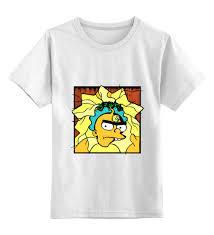 Детская футболка <b>классическая</b> унисекс Maggie on my <b>mind</b> ...