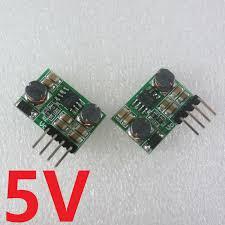 DD0603SA_5V*2 <b>2pcs 3V 3.3V</b> 3.7V 6V to <b>5V</b> Auto Buck Boost ...