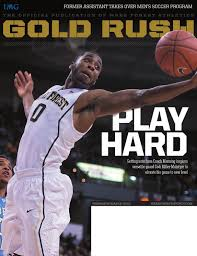 gold rush by wake forest deacon club issuu