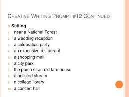 creative writing essay topics  essay topics creative writing  go creative writing topics high school junior high creative writing