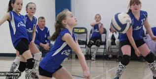Image result for youth league volleyball