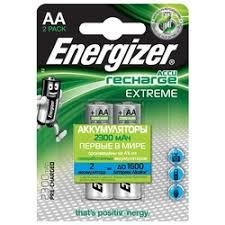 «<b>Аккумулятор Energizer NH15</b>/<b>AA</b> 2300mAh» — Батарейки и ...