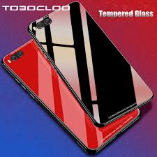 Tobocloo <b>Luxury Tempered Glass Phone</b> Case For XiaoMi Mi6 MiA1 ...