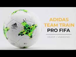 <b>Футбольный мяч Adidas Team</b> Training Pro CE4219 ОБЗОР ...