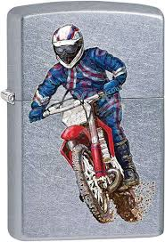 <b>Зажигалки Zippo Z_207-Dirt-Bike-2</b> | www.gt-a.ru