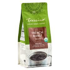 French Roast <b>Chicory Herbal Coffee</b> | 11 oz Bag | Teeccino