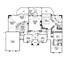 Clayton Atrium Ranch Home Plan D    House Plans and MoreFirst Floor