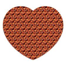 """Коврик для мышки (сердце) """"<b>Дикая малина</b>"""" #2618029 от piranya ..."""